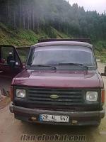çift kabin fort transit kamyonet