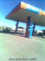 satılık petrol istasyonu