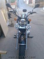 izmir bayraklıda sahibinden satılık 250 cc kanuni copper motosiklet