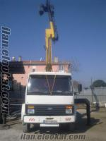 7 tonluk kamyon üstü ahatapot!!