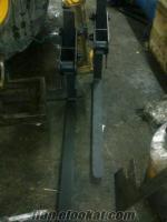 Hidromek 102b 102s bekoloder forklift çatalı