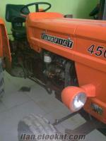 Ilgında 1970 model 450 fiat traktör