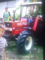 Samsunda traktör 110 90 4x4 turbo