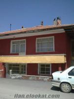 tokat turhalda 2 katlı satılık mustakil ev