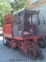 satılık pancar hasat makinesi
