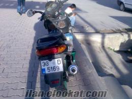 mersinden satlık 150 cc sukutur yeşil 2007 model temiz