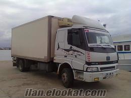 soğutuculu pro 518 6 teker kamyon