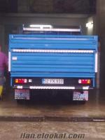 Orduda fort transit kamyonet