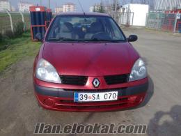 Hayraboluda araba çok ucuzzzz Clio Symbol Alize