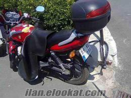 satılık 2011 model motorsiklet