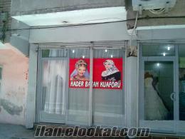 Diyarbakırda devren satılık bayan kuaförü ve gelinlikçi dükkanı