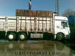 vanda sahibinden satılık axor 2523 kasalı kamyon