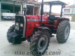 MASSEY FERGUSON 2005 MODEL 266 GOLD 4*4 TRAKTÖR