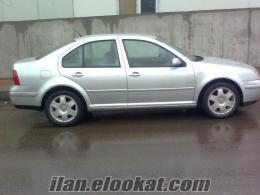 sahibinden 2004 model wolksvogen bora sedan kasa araç