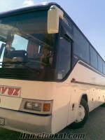 sahibinden bakımlı satılık otobüs