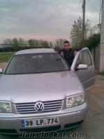 Lüleburgazda satılık araba Bora 1.6