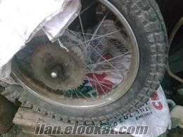 kros motor cantı lastikli arka satılık