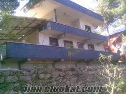 satlık mavi köşk yayla evi sogucak beledıyesı