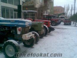 Eskişehir Çiftelerde zetor traktör