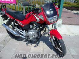 Ankarada kiralık ybr 125-150 cc scooter