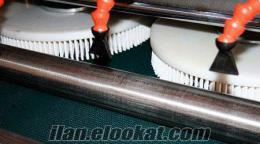 halı yıkama konveyör bandı / www.termotekbant.com
