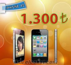 Kaçırılmicak fiyatla IPHONE 4S