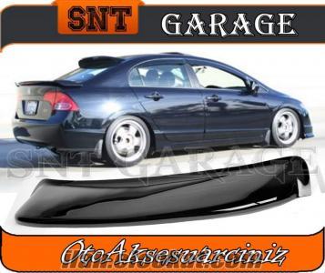 Honda Civic Arka Cam Üstü Rüzgarlık Spoiler 2006-2011 ŞNTden