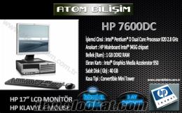 HP 7600 SANAL ÇİFT ÇEKİRDEK 17