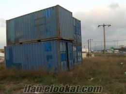Sultanbeylide 2. el konteyner
