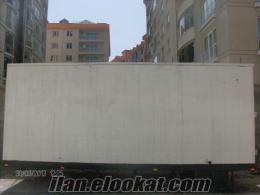 satılık kamyon kasası ve kamyonet kasaları MERCEDES ATEGO kasasıVE 2.EL KASALAR