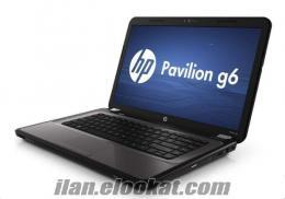 HP PAVILLION g6 2 YIL GARANTİLİ SIFIR KUTUSUNDA