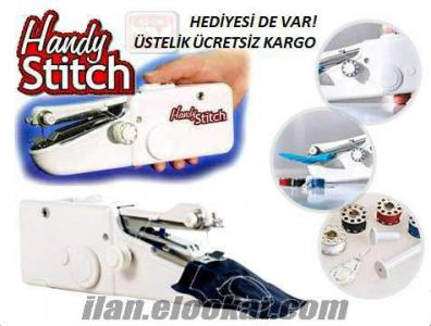 Mini Dikiş Makinesi Handy Stitch EL DİKİŞ MAKİNE, TOPTAN, PERAKENDE
