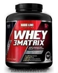 Hardline Nutrition Whey 3 Matrix