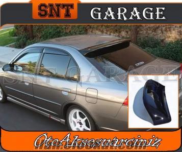 Honda Civic Arka Cam Üstü Rüzgarlık Spoiler 2001-2005 ŞNTden
