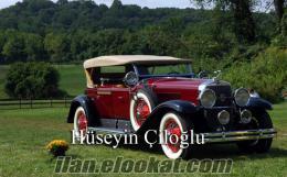 Klasik Otomobil, Kamyonet ve Traktör Fotoğrafları