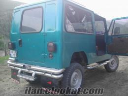 Ordu Ulubeyde 4x4 wllis jeep