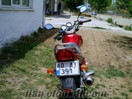 kırşehir boztepeden satılık motorsiklet