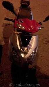 Satılık kanuni motorsiklet