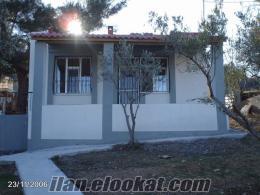 manisada satılık müstakil ev (yukarı çobanisa köyü)
