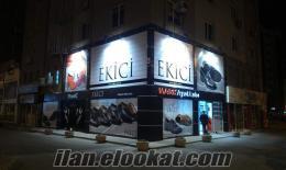 devren satılık ayakkabı mağazası