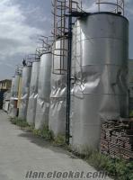 15tonluk sıvı tankları