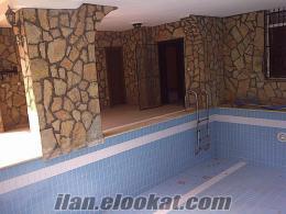 Satılık müstakil villa, Antalya merkez, Lara Çağlayan Mah. Havuzlu