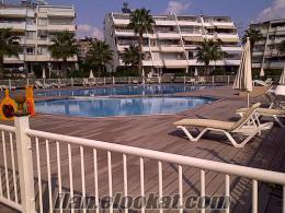 antalyada satılık villa. lara plajı 50 metre