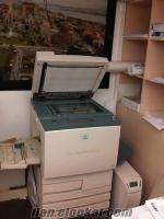 satılık servis bakımlı 224bin kopyada Xerox DC12 Renkli Fotokopi Makinası