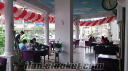 antalyada kiralık devren cafe restaurant