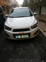 satılık otomobil Chevrolet
