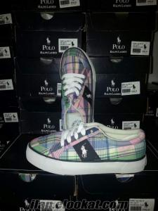 Ralph Lauren Sneakers Spor Ayakkabı