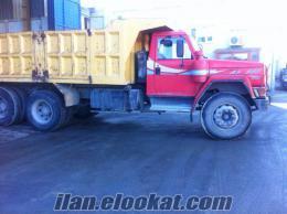 Kiralık As950 damperli kamyon