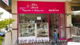 Devren Satılık Butik Pastahane Ata Cad. Balçova İzmir