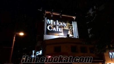 Devren kiralık cafe